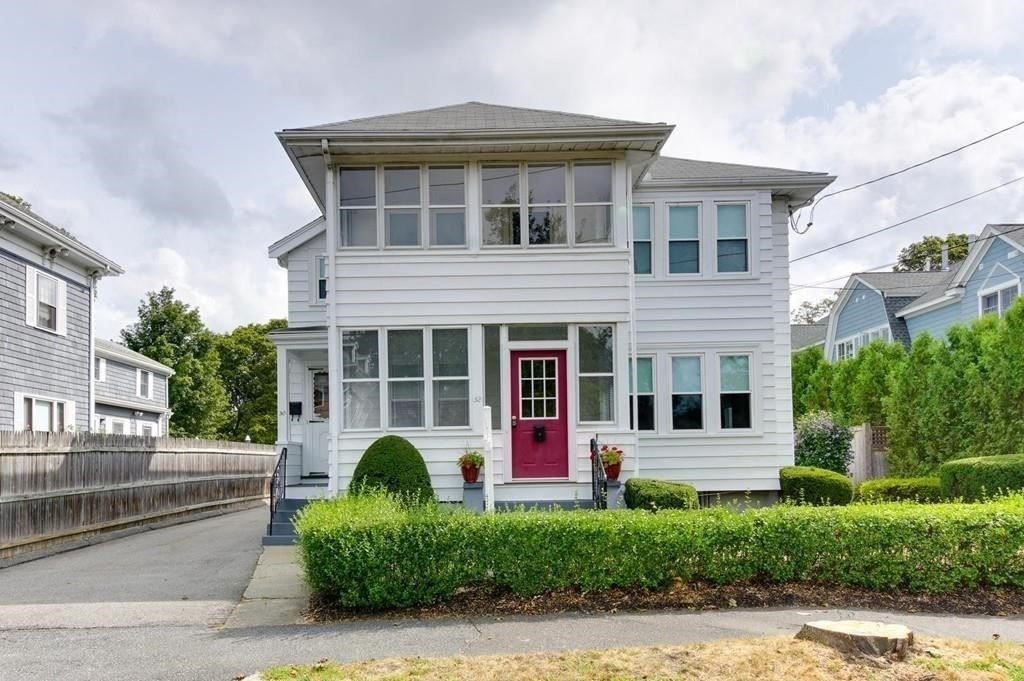Photo of 50 Elm Street #50, Newton, MA 02465 (MLS # 72809135)