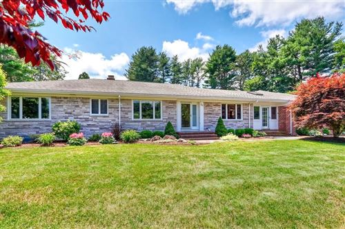 Photo of 59 Pleasant Valley Road, Westwood, MA 02090 (MLS # 72688136)