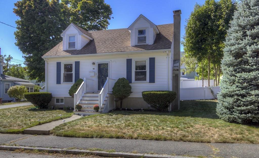 Photo of 40 Harris St, Quincy, MA 02169 (MLS # 72730139)