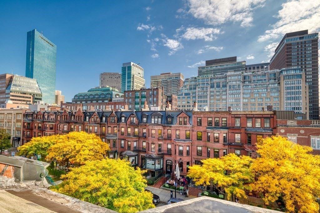 Photo of 229 Newbury #6, Boston, MA 02116 (MLS # 72748140)