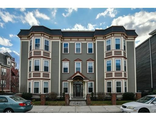 25 Mount Vernon St #1, Boston, MA 02125 - MLS#: 72608141