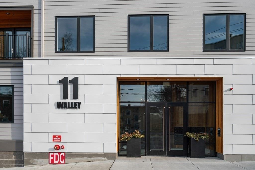 11 Walley #309, Boston, MA 02128 - #: 72772141