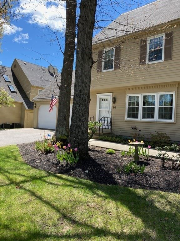 74 Botany Bay Rd #74, Worcester, MA 01602 - MLS#: 72827141