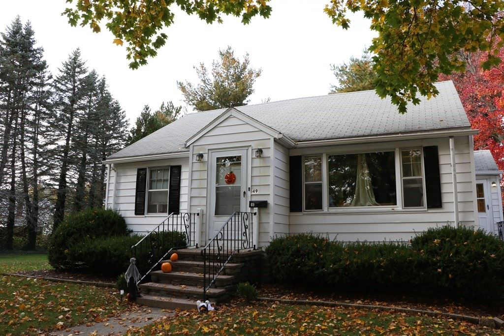 Photo of 49 Crowningshield Rd, Worcester, MA 01604 (MLS # 72748144)