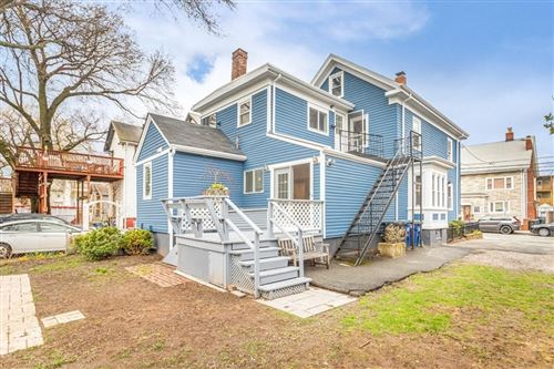 Tiny photo for 34 Everett Avenue #1, Somerville, MA 02145 (MLS # 72817151)