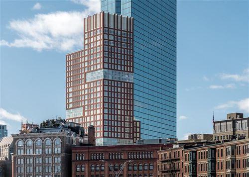 Photo of 400 Stuart #18B, Boston, MA 02467 (MLS # 72621153)