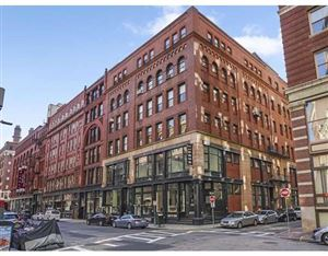 Photo of 107 South Street #3 A, Boston, MA 02110 (MLS # 72559163)