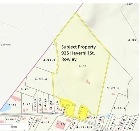 Photo of 935 Haverhill St, Rowley, MA 01969 (MLS # 72872166)