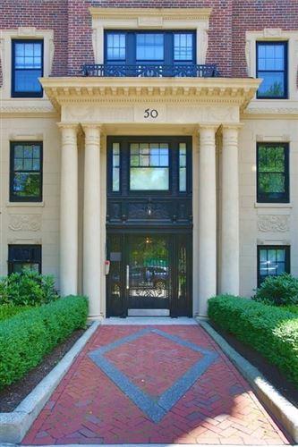 Photo of 50 Commonwealth Ave #604, Boston, MA 02116 (MLS # 72687167)