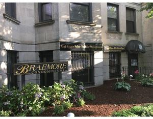 Tiny photo for 466 Commonwealth Ave #1, Boston, MA 02115 (MLS # 72451175)