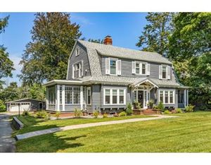 Photo of 281 Andover St, North Andover, MA 01845 (MLS # 72553176)