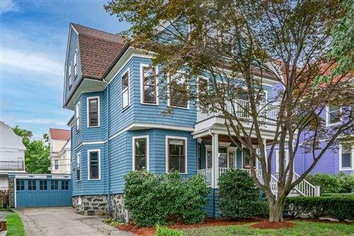Photo of 116 Powder House Blvd, Somerville, MA 02144 (MLS # 72900177)
