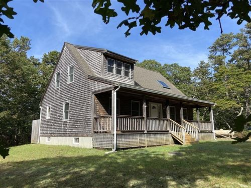 Photo of 96 Great Plains Road, West Tisbury, MA 02575 (MLS # 72907180)