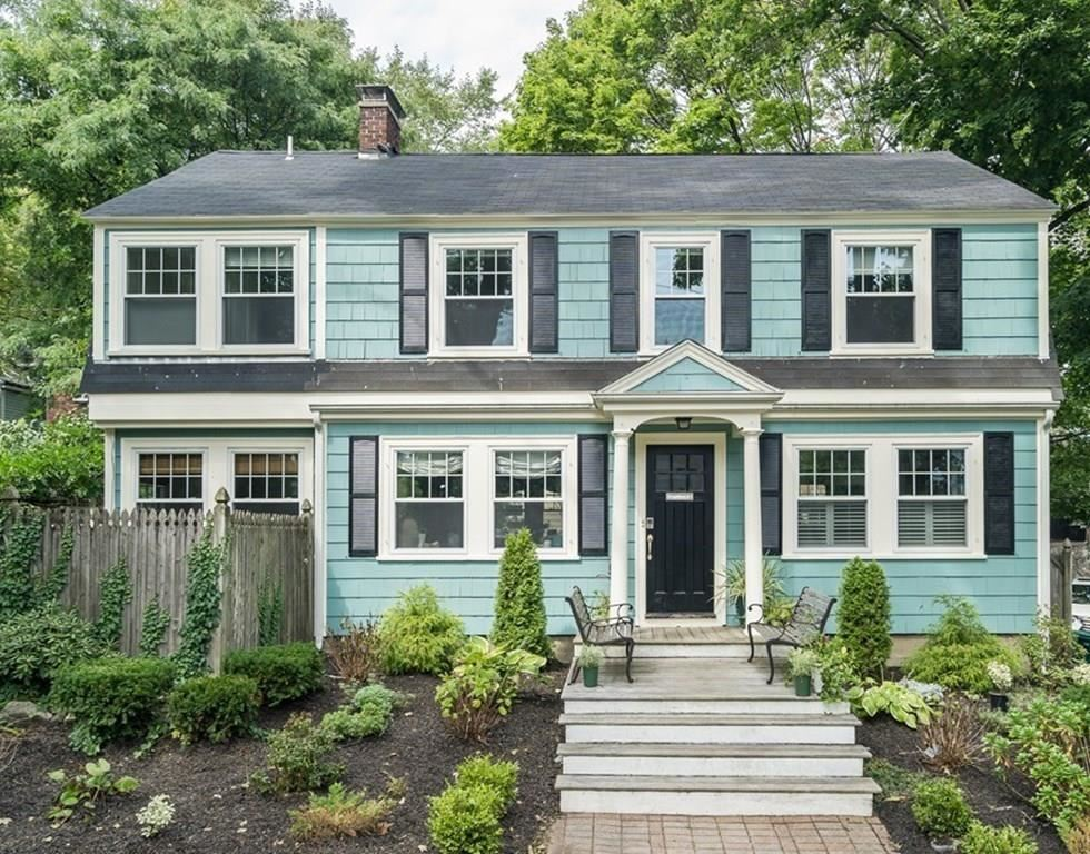 21 Central Ter, Newton, MA 02466 - MLS#: 72729185