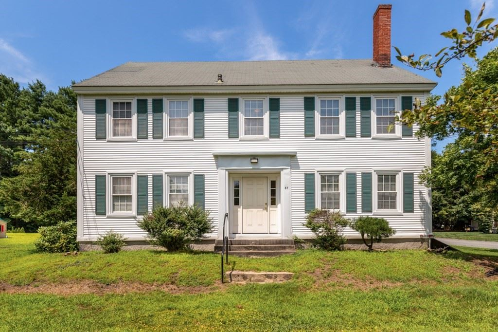 27 Andover St, Georgetown, MA 01833 - MLS#: 72845187