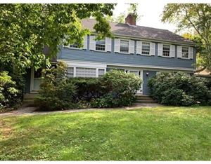 Photo of 33 Rockport Road, Weston, MA 02493 (MLS # 72566192)
