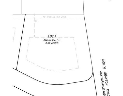Photo of Lot 1 Lyne Road, Tiverton, RI 02878 (MLS # 72597197)