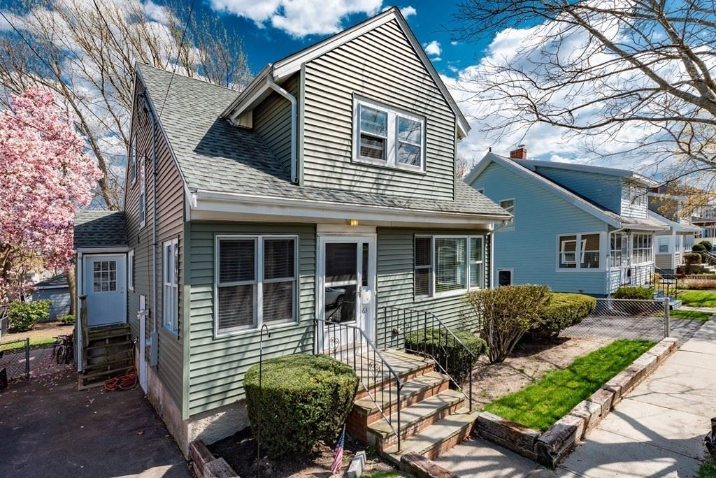 63 W Elm Ave, Quincy, MA 02171 - MLS#: 72825198