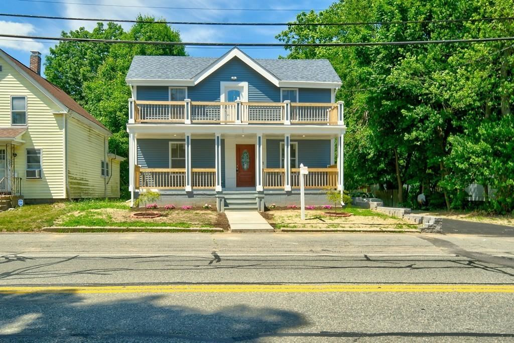 141 Warren St, Randolph, MA 02368 - MLS#: 72677202