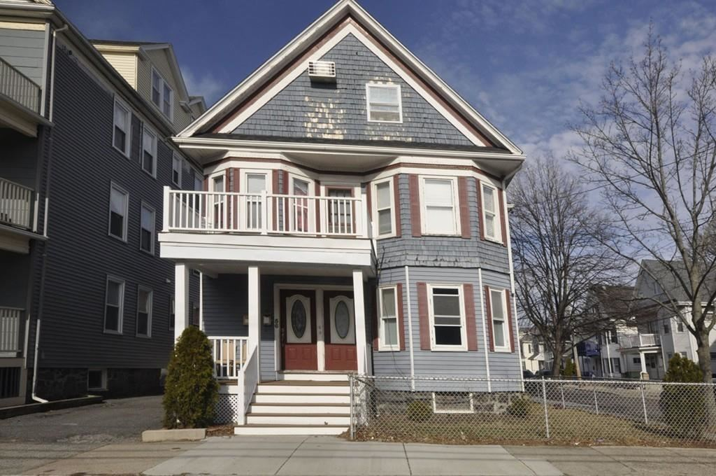 Photo of 58 Central Ave, Everett, MA 02149 (MLS # 72637203)