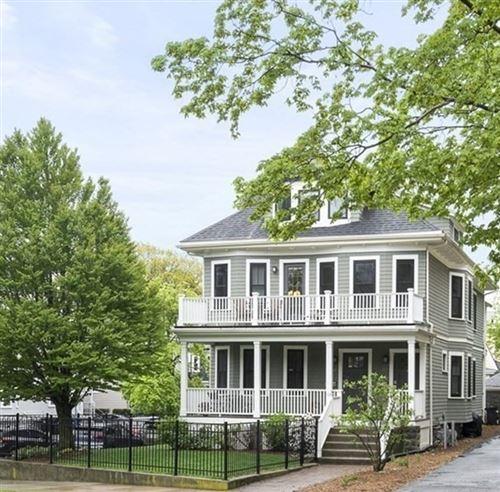 Photo of 68 Powder House Blvd #68, Somerville, MA 02144 (MLS # 72829209)