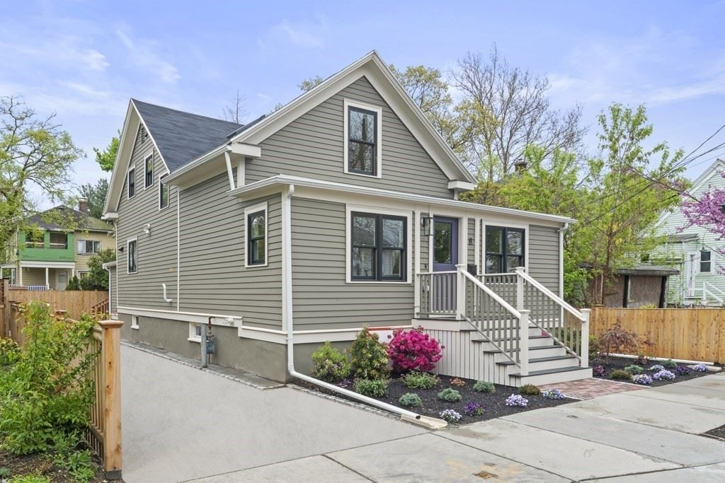 8 Corporal Burns Road, Cambridge, MA 02138 - MLS#: 72831209