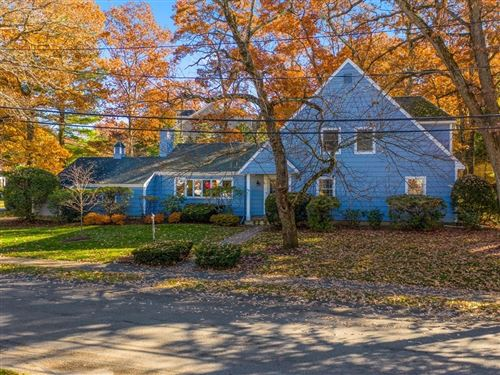 Photo of 146 Lowell Rd, Wellesley, MA 02481 (MLS # 72755210)