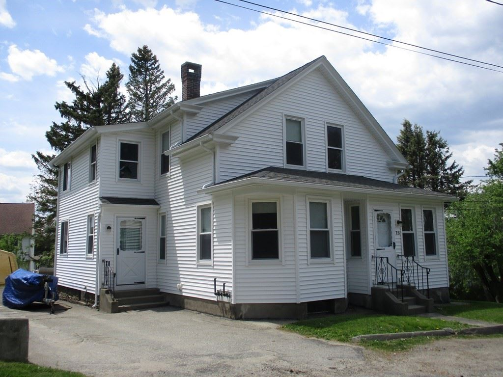 16 Wisteria St, Worcester, MA 01604 - MLS#: 72840210