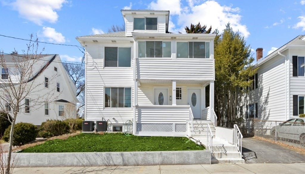 48-50 Carroll Street #2, Watertown, MA 02472 - MLS#: 72823213