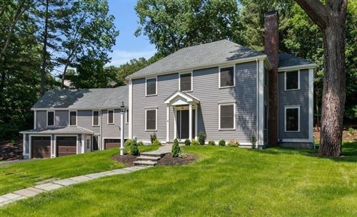 Photo of 25 Old Colony Rd, Wellesley, MA 02481 (MLS # 72812218)
