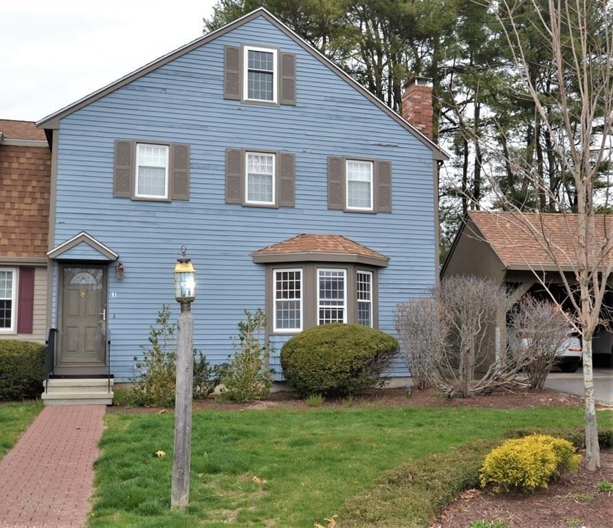 31 Camelot Ct #31, Stoughton, MA 02072 - MLS#: 72816219