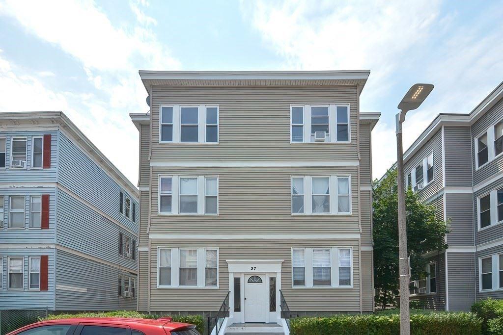 27 Hosmer St #2, Boston, MA 02126 - MLS#: 72866222