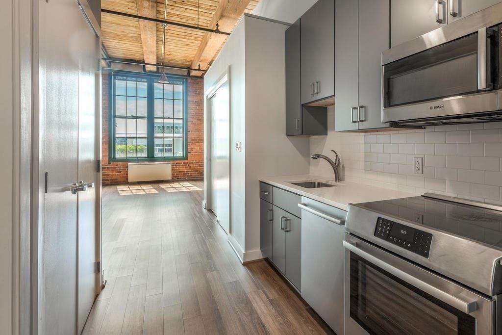 Photo of 63 Melcher Street #407, Boston, MA 02210 (MLS # 72741224)