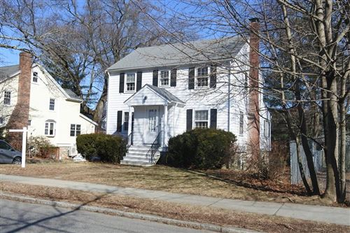 Photo of 55 Hesseltine Avenue, Melrose, MA 02176 (MLS # 72621230)