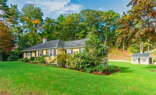Photo of 25 Whiting Road, Dover, MA 02030 (MLS # 72694234)