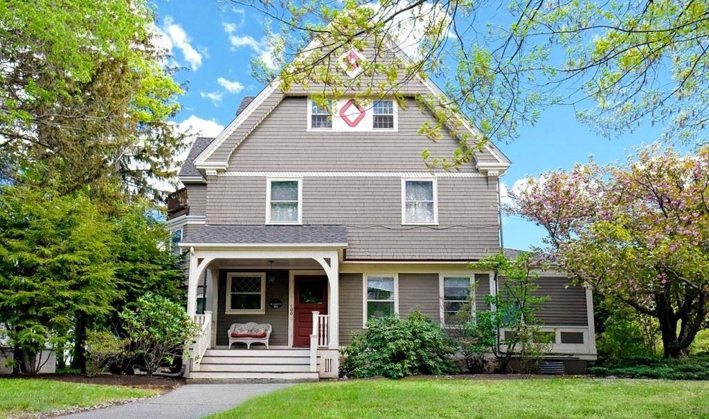 100 Pleasant St #21, Arlington, MA 02476 - MLS#: 72850238