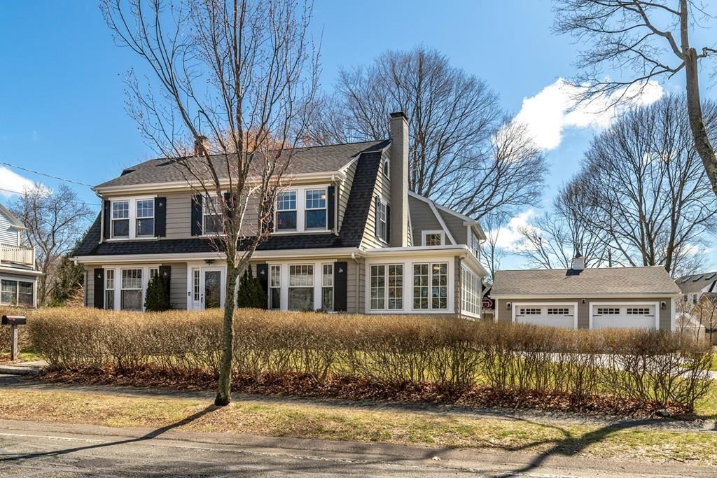 Photo of 237 Lothrop St, Beverly, MA 01915 (MLS # 72638239)