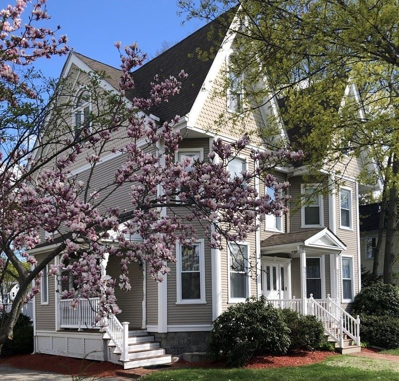40 Chestnut St #3, Andover, MA 01810 - #: 72829240