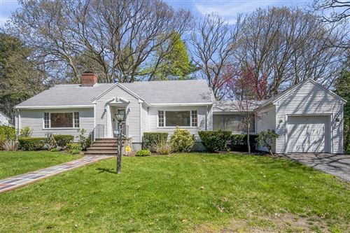Photo of 379 Newton St, Brookline, MA 02467 (MLS # 72652244)