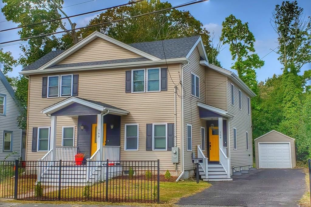 169 Warren St, Randolph, MA 02368 - MLS#: 72729246