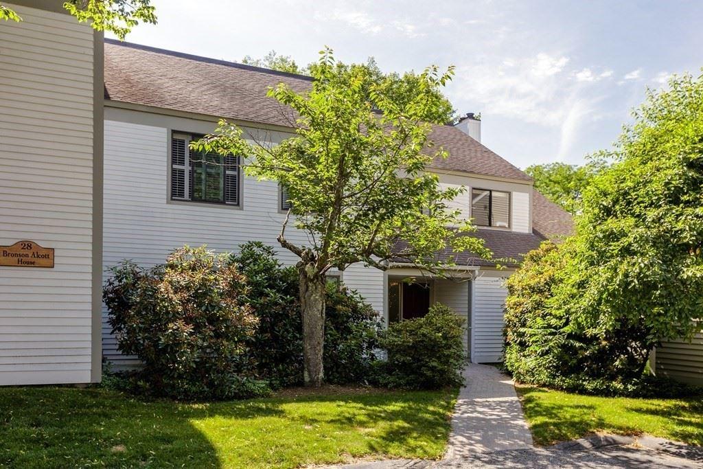 28 Concord Greene #8, Concord, MA 01742 - MLS#: 72855247