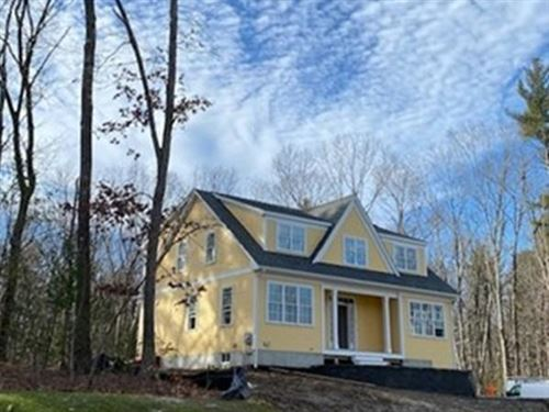 Photo of Lot 2 Bartlett Court, Georgetown, MA 01833 (MLS # 72433249)