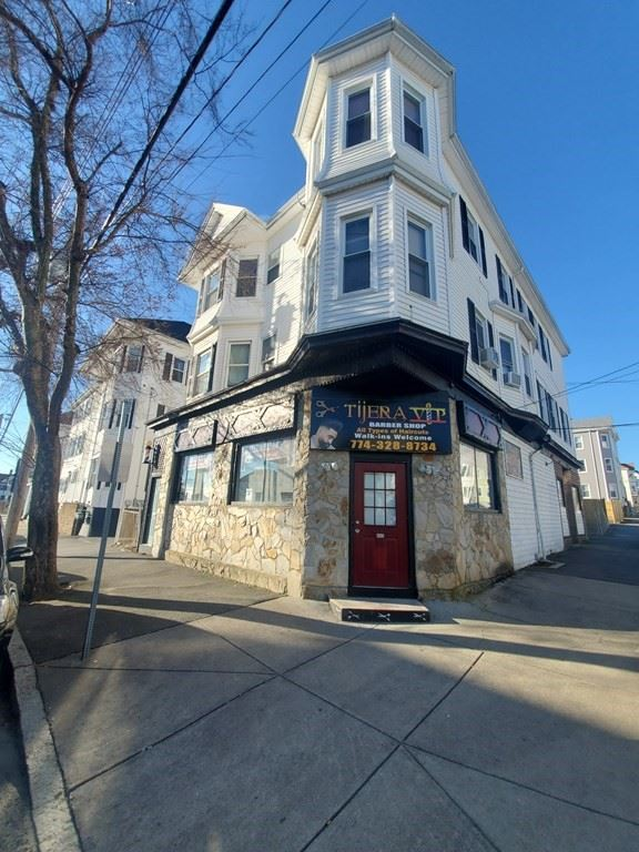 483 N Front St, New Bedford, MA 02746 - MLS#: 72778249
