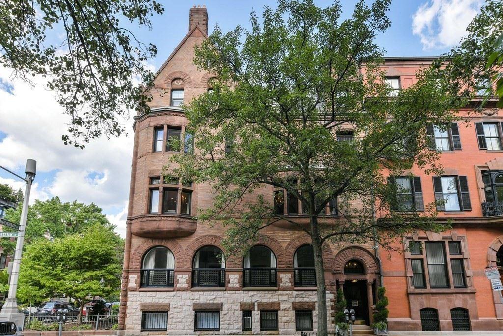 Photo of 16 Exeter Street #1, Boston, MA 02116 (MLS # 72798249)