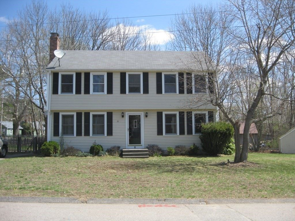 6 Peters Way, Attleboro, MA 02703 - MLS#: 72815257