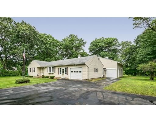 Photo for 273 Lions Mouth Road, Amesbury, MA 01913 (MLS # 72524259)
