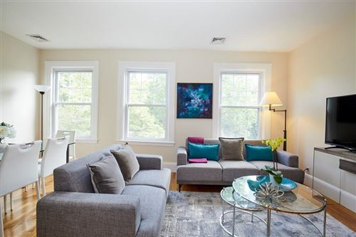 Photo of 92 Coolidge St #2, Brookline, MA 02446 (MLS # 72701264)