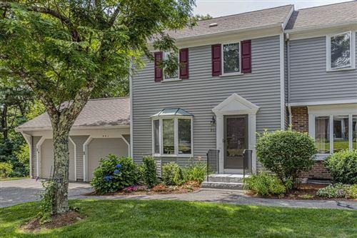Photo of 901 Foxwood Circle #901, Peabody, MA 01960 (MLS # 72706271)