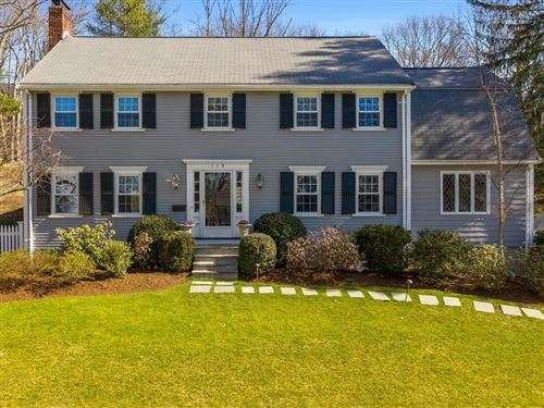 Photo of 119 Hampshire Rd, Wellesley, MA 02481 (MLS # 72635274)