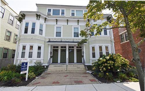 Photo of 138 Huron Avenue #6, Cambridge, MA 02138 (MLS # 72727276)